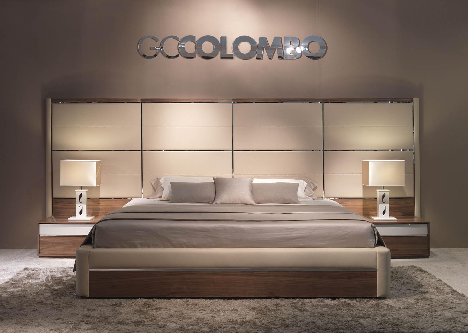 GCCOLOMBO - Progettazione e costruzioi mobili - made in italy - Diamond - Bed